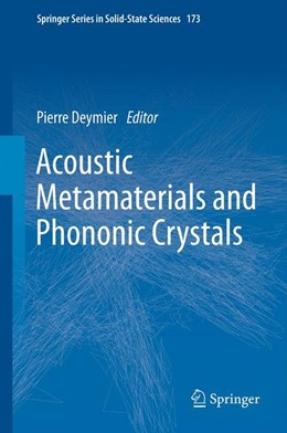 Abbildung von Deymier | Acoustic Metamaterials and Phononic Crystals | 1. Auflage | 2013 | 173 | beck-shop.de