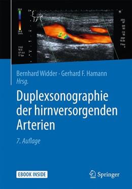 Abbildung von Widder / Hamann | Duplexsonographie der hirnversorgenden Arterien | 7. Auflage | 2018 | beck-shop.de