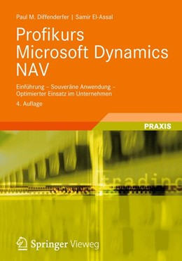 Abbildung von Diffenderfer / El-Assal   Profikurs Microsoft Dynamics NAV   4. Auflage   2030   beck-shop.de