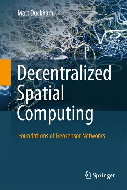 Decentralized Spatial Computing | Duckham, 2012 | Buch (Cover)