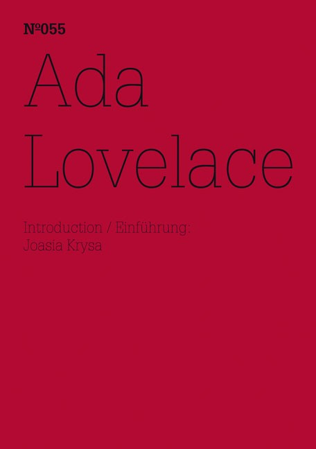 Ada Lovelace, 2011 | Buch (Cover)