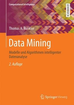 Abbildung von Runkler   Data Mining   2. Auflage   2015   beck-shop.de