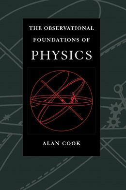 Abbildung von Cook | Observational Foundations of Physics | 1994