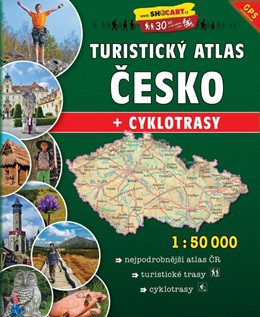 Abbildung von Turisticky Atlas Cesko 1 : 50 000 | 1. Auflage | 2020 | beck-shop.de
