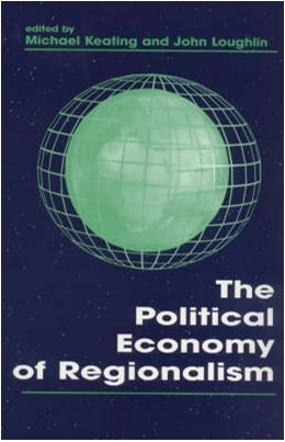Abbildung von Keating / Loughlin | The Political Economy of Regionalism | 1997