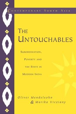 Abbildung von Mendelsohn / Vicziany | The Untouchables | 1998 | Subordination, Poverty and the... | 4