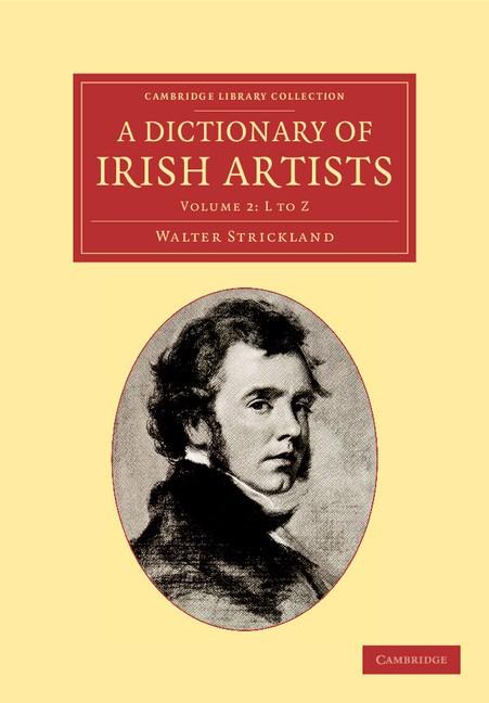 Abbildung von Strickland | A Dictionary of Irish Artists | 2012