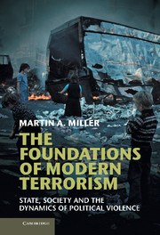 Abbildung von Miller   The Foundations of Modern Terrorism   2012