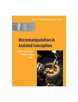 Abbildung von Fleming / King | Micromanipulation in Assisted Conception | 2012