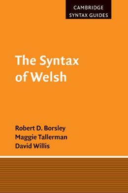 Abbildung von Borsley / Tallerman / Willis | The Syntax of Welsh | 2012