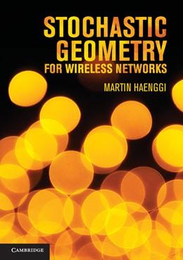Abbildung von Haenggi | Stochastic Geometry for Wireless Networks | 2012