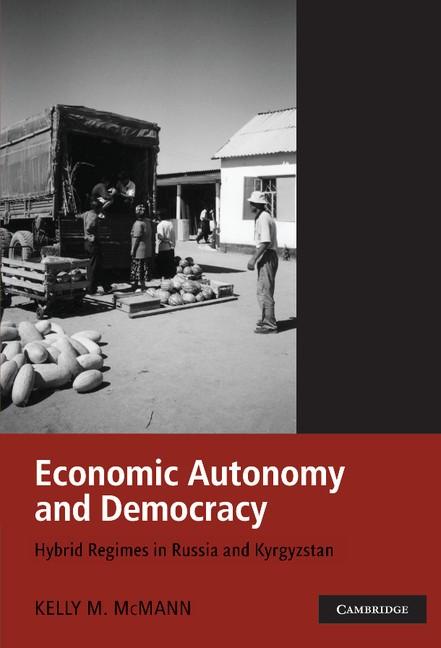 Abbildung von McMann | Economic Autonomy and Democracy | 2012