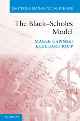 Abbildung von Capinski / Kopp | The Black–Scholes Model | 2012