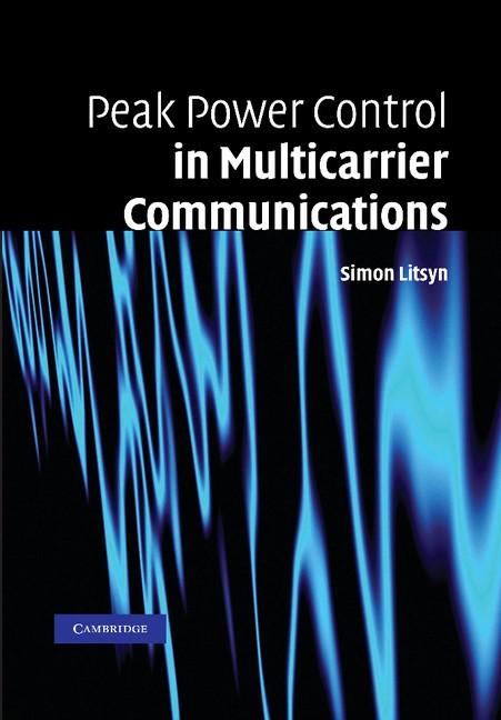 Abbildung von Litsyn   Peak Power Control in Multicarrier Communications   2012