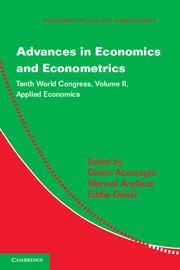 Abbildung von Acemoglu / Arellano / Dekel   Advances in Economics and Econometrics   2013