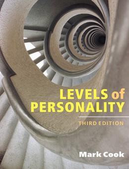 Abbildung von Cook | Levels of Personality | 2012