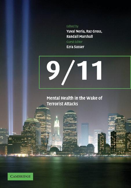 Abbildung von Neria / Gross / Marshall / Susser | 9/11: Mental Health in the Wake of Terrorist Attacks | 2012