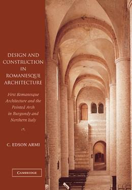 Abbildung von Armi | Design and Construction in Romanesque Architecture | 2012 | First Romanesque Architecture ...