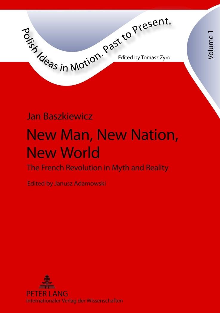 New Man, New Nation, New World | Adamowski, 2012 | Buch (Cover)