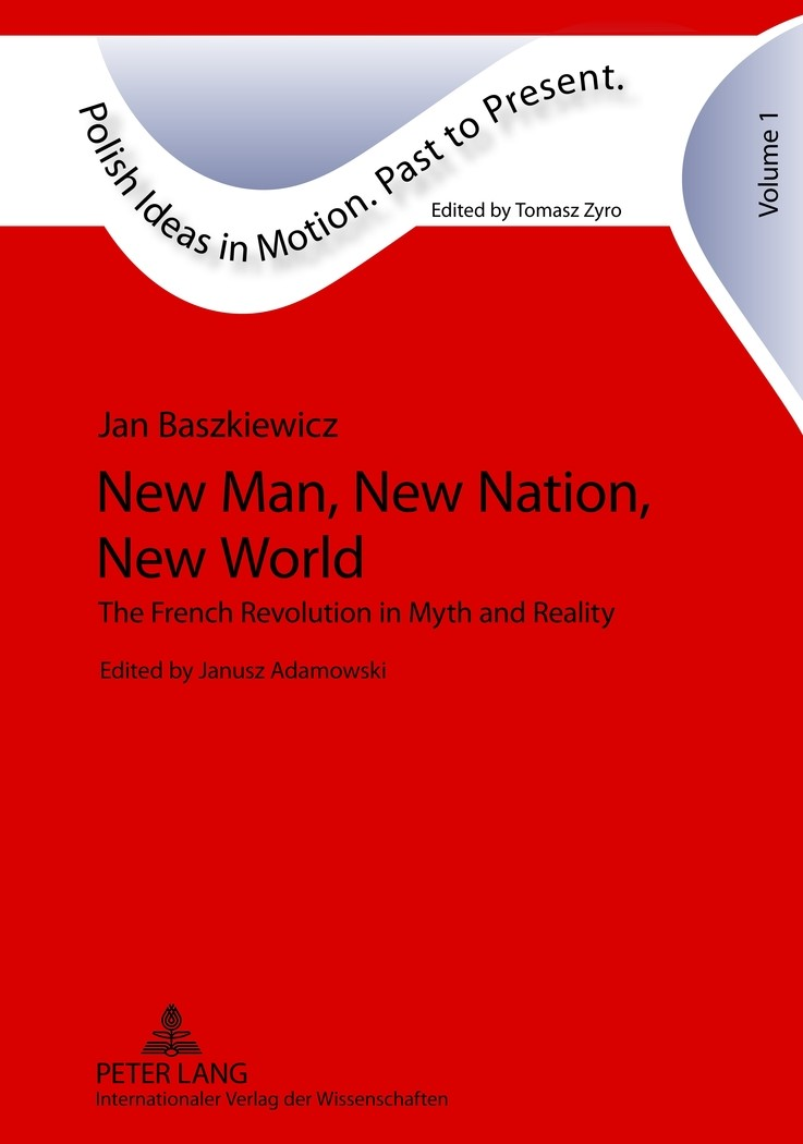 Abbildung von Adamowski | New Man, New Nation, New World | 2012