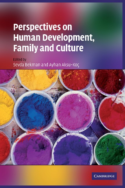 Abbildung von Bekman / Aksu-Koç | Perspectives on Human Development, Family, and Culture | 2013