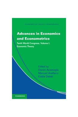 Abbildung von Acemoglu / Arellano / Dekel | Advances in Economics and Econometrics | 2013 | Tenth World Congress | 49