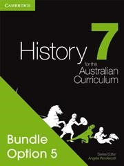 Abbildung von Woollacott / Adcock / Butler | History for the Australian Curriculum Year 7 Bundle 5 | 2012