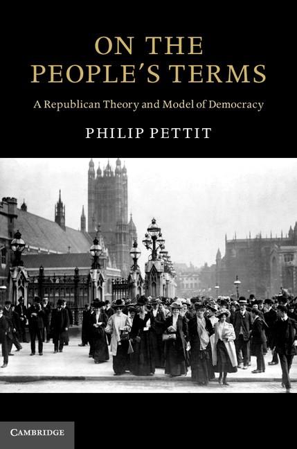 Abbildung von Pettit | On the People's Terms | 2012