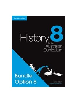 Abbildung von Woollacott / Adcock / Cunneen | History for the Australian Curriculum Year 8 Bundle 6 | 2012