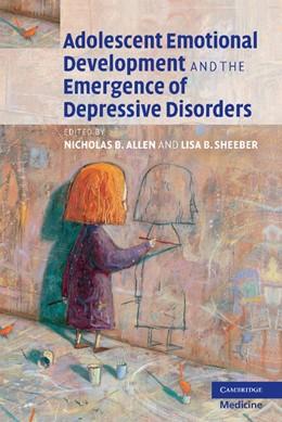 Abbildung von Allen / Sheeber   Adolescent Emotional Development and the Emergence of Depressive Disorders   2012