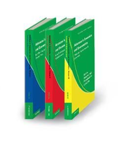 Abbildung von Acemoglu / Arellano / Dekel   Advances in Economics and Econometrics 3 Volume Hardback Set   2013   Theory and Applications, Tenth...