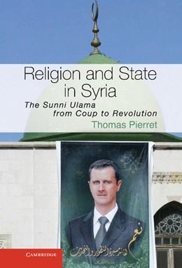 Abbildung von Pierret | Religion and State in Syria | 2013 | The Sunni Ulama from Coup to R... | 41