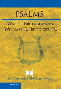 Abbildung von Brueggemann / Bellinger, Jr   Psalms   2014