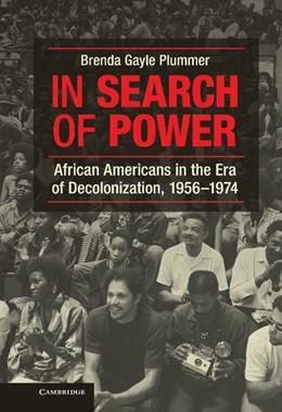 Abbildung von Plummer   In Search of Power   2012