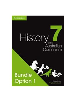 Abbildung von Woollacott / Adcock / Butler | History for the Australian Curriculum Year 7 Bundle 1 | 2012