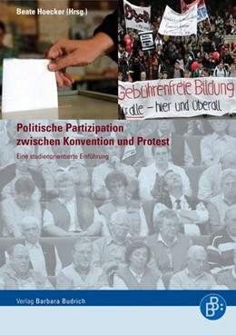 Abbildung von Hoecker | Politische Partizipation zwischen Konvention und Protest | 1., Aufl. | 2006 | Eine studienorientierte Einfüh...