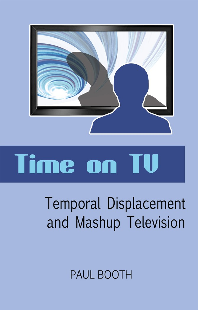 Time on TV | Booth, 2012 | Buch (Cover)