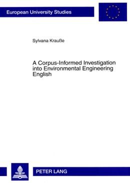 Abbildung von Krauße | A Corpus-Informed Investigation into Environmental Engineering English | 2008 | 326