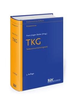 Abbildung von Säcker (Hrsg.)   TKG   3. Auflage   2013   beck-shop.de