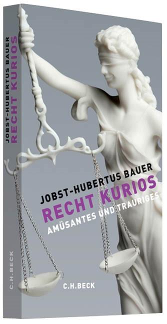 Recht kurios | Bauer, 2012 | Buch (Cover)