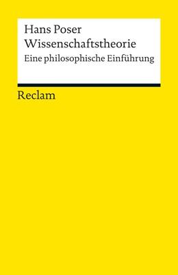 Abbildung von Poser | Wissenschaftstheorie | 2., überarbeitete und erweiterte Aufl. | 2012 | Eine philosophische Einführung | 18995