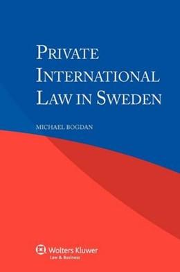 Abbildung von Bogdan | Private International Law in Sweden | 2012
