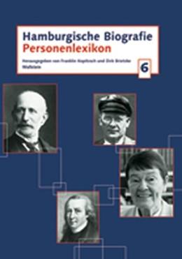 Abbildung von Kopitzsch / Brietzke | Hamburgische Biografie. Personenlexikon / Hamburgische Biografie 6 | 2012 | Personenlexikon | 6