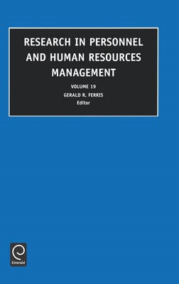 Abbildung von Ferris | Research in Personnel and Human Resources Management | 2000