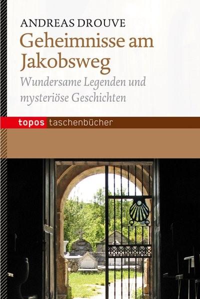 Geheimnisse am Jakobsweg   Drouve, 2013   Buch (Cover)