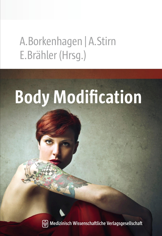 Body Modification | Borkenhagen / Stirn / Brähler, 2013 | Buch (Cover)