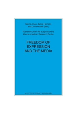 Abbildung von Amos / Harrison / Woods | Freedom of Expression and the Media | 2012 | 79