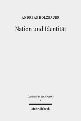 Abbildung von Holzbauer   Nation und Identität   2013   Die politischen Theologien von...   4
