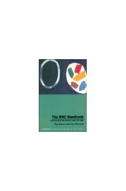 Abbildung von Aston / Burnard | The BNC Handbook | 1998 | Exploring the British National...