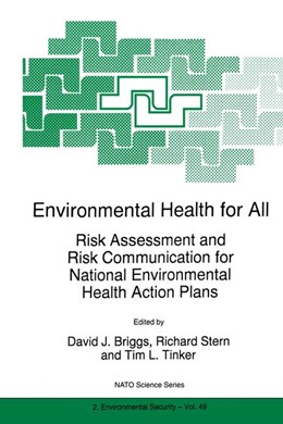 Abbildung von Briggs / Stern / Tinker | Environmental Health for All | 1998 | Risk Assessment and Risk Commu... | 49